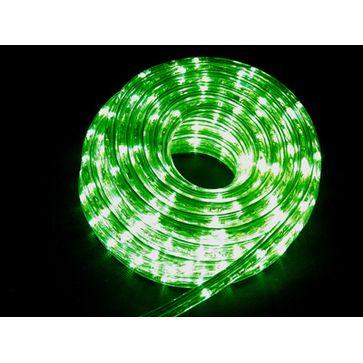 Wąż LED -zielony
