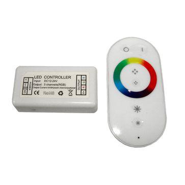 Sterownik LED RGB RF-E 3x6A