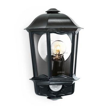 Lampa zewnętrzna z czujnikiem ruchu L190S E27