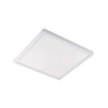 Panel LED EDGE 600x600 38W natynkowy barwa neutralna