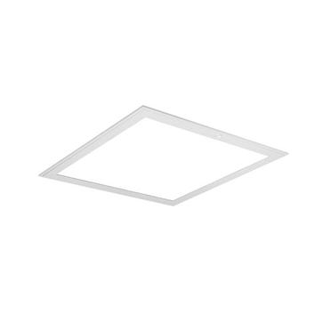 Panele podtynkowe ROMA LED PRM 32W i 47W klosz pryzmatyczny
