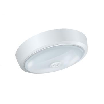 Plafon Cille LED biała 18W z czujnikiem ruchu
