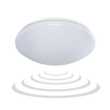 Plafony VEGA LED 16W z czujnikiem mikrofalowym