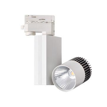 Projektory na szynę TRAKO LED COB 11W i 20W