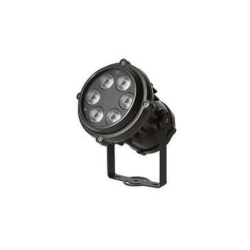 Reflektor PAR LED RGBW 6x10W IP65