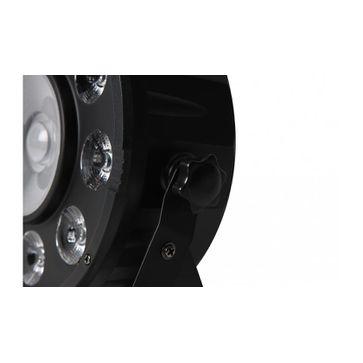 Reflektor PAR LED RGBW 9x10W +1x20W