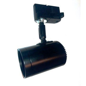 Reflektor R-Polo 3 Gu10 max 50W czarny