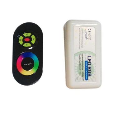 Sterownik LED do taśm RGB 12/24V 144W