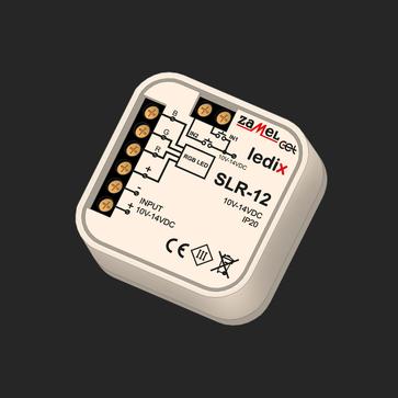 Sterownik RGB przewodowy SLR-12