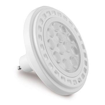 Żarówka LED ES111 12W 45° biała ciepła