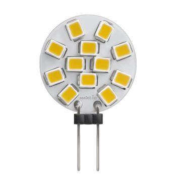Żarówki LED G4 round