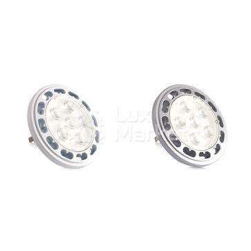 Żarówki LED AR111 11W-12W GU10 kąt 36°-45°