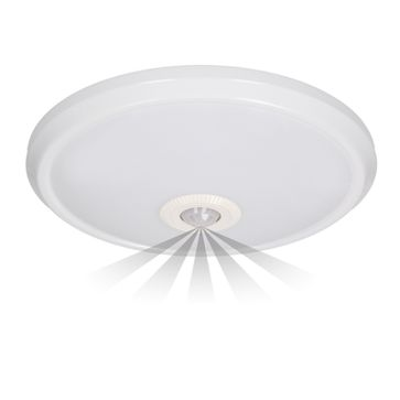 ZONDA LED 16W z czujnikiem ruchu PIR 360°