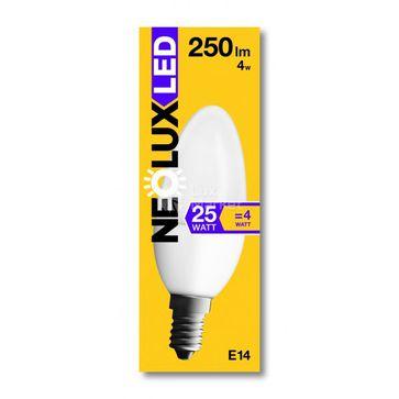 LED Classic B 4-6W E14