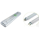Oprawy hermetyczne LED 2x10W, 25W, 50W