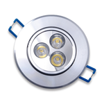 Lampa LED HP80 3x1,2W 350mA